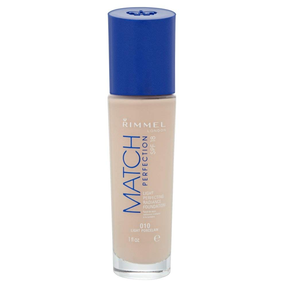 rimmel match foundation light porcelain