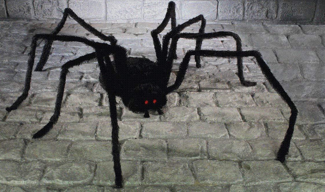 giant halloween spider